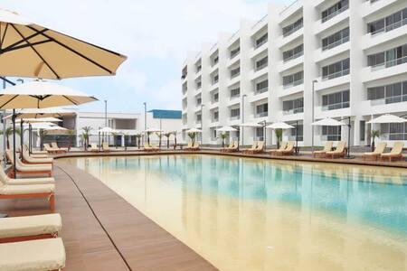 Departamento de Playa - Condominio Nueva Asia
