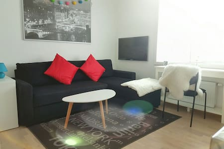 Sparkling new studio apt. in a great place - Oslo - Appartement