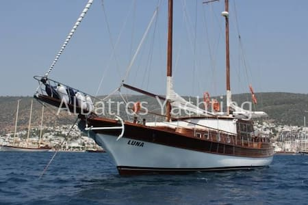 Luna is a 3 cabin luxury gulet based in Bodrum - Bodrum - Boot