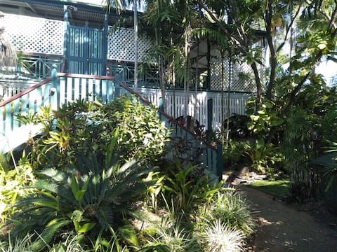 Our slice of tropical paradise!