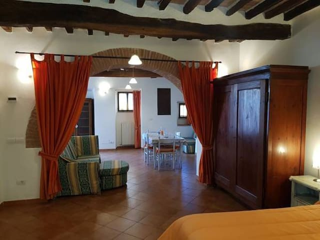 Holiday House Montepulciano Le Coste