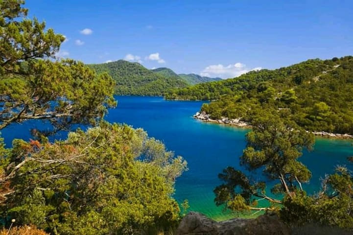 Lovely & cozy apartment Kristian ISLAND MLJET