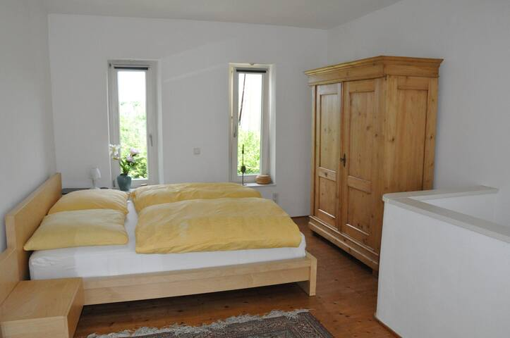 2-Zimmer-Apartment am Neckar,Nähe Neuenheimer Feld
