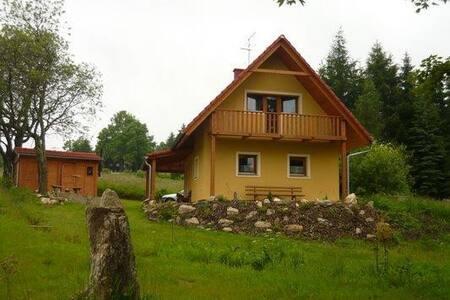 Pronájem rekreační chaty