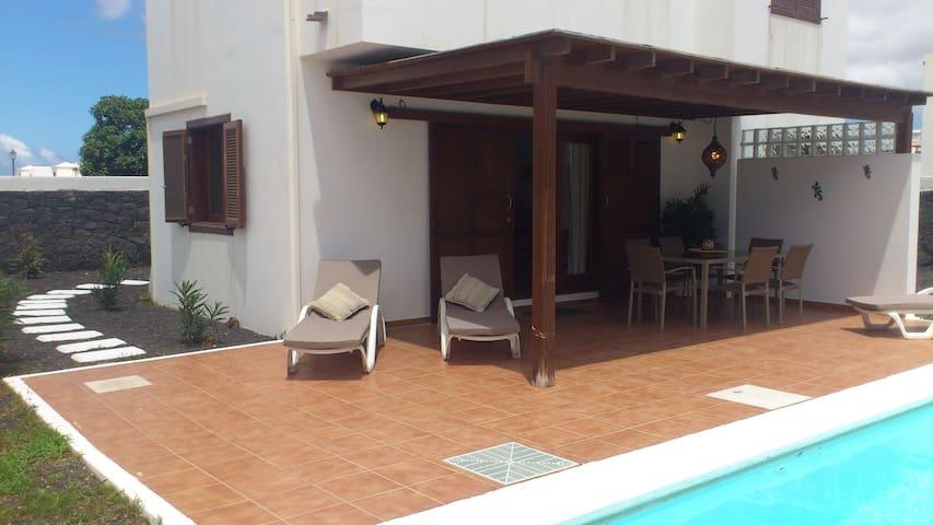 Villa Cyca 3 hab. - Yaiza - Huis