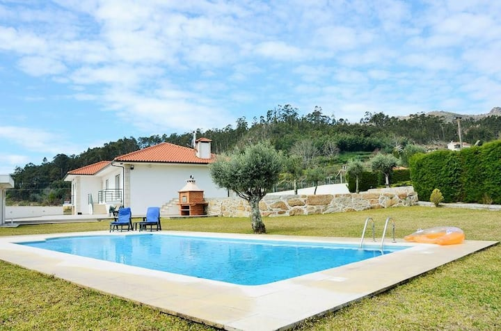 Villa Sande Home Guest House Porto Marco Canaveses
