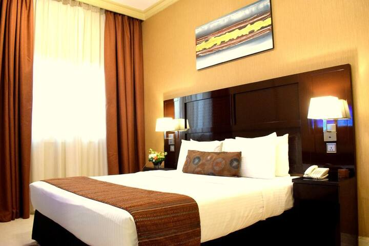 Two Bedrooms Suite with Refund at Dubai