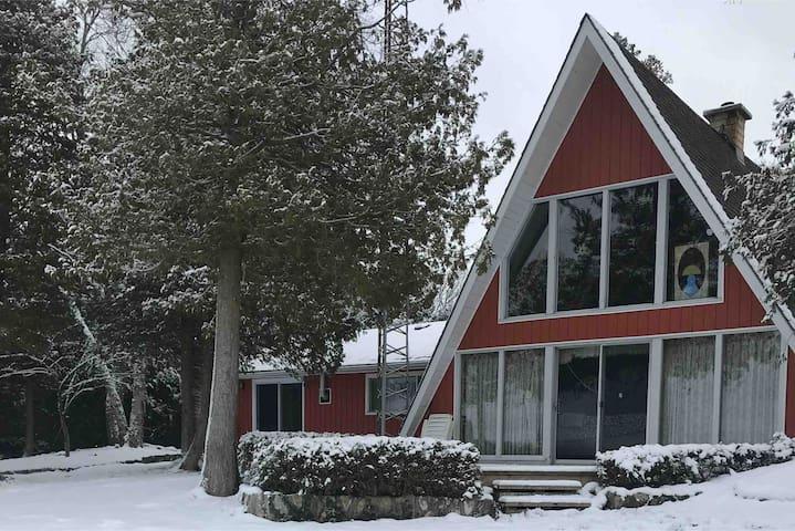 Buena Vista Lake Front Cottage