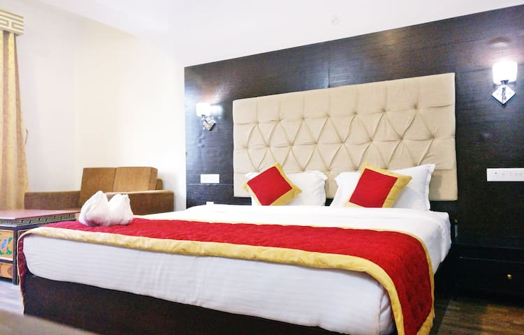 Tashi view point with Super Deluxe Room