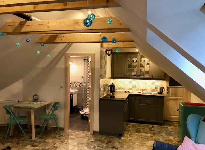 Guest house K74 malý apartmán