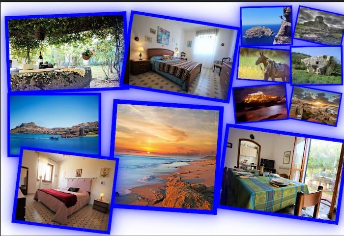 Villa tra mare e natura storia e tradizione