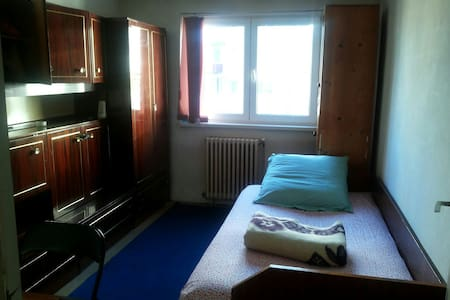 Nice commie room near hypermaket, public transport - Cluj-Napoca - อพาร์ทเมนท์