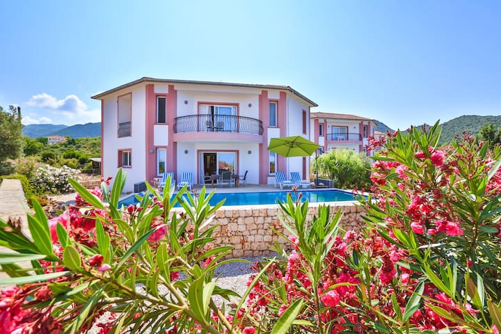 Kasrezervasyon Villa Dilara with pool in Nature - Antalya - Villa