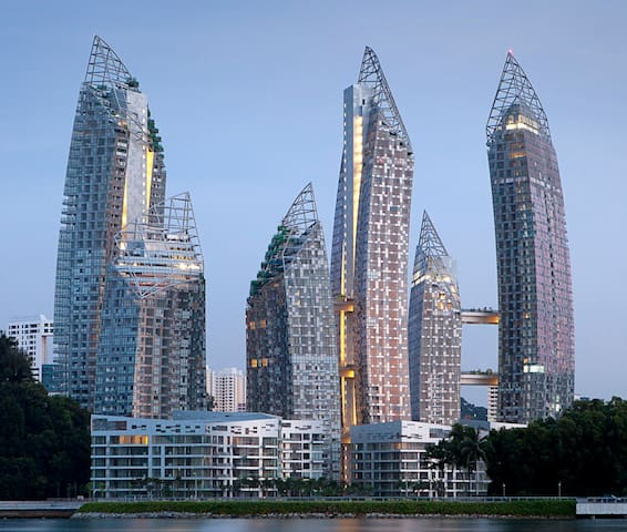 Reflections - Singapura - Apartmen