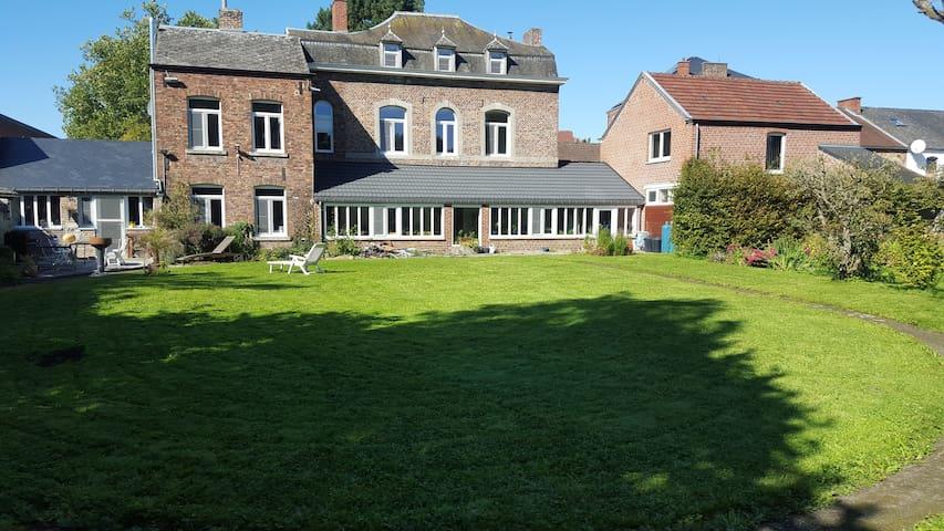 Chambres Argentina à la campagne, proche de Namur - Fosses-la-Ville - Bed & Breakfast