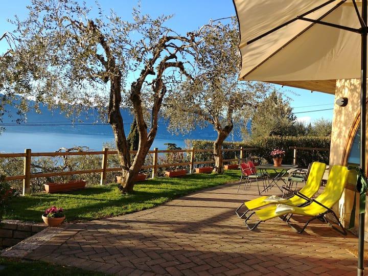 """KA NOSSA 1"", Garda Lake, sport & relax"
