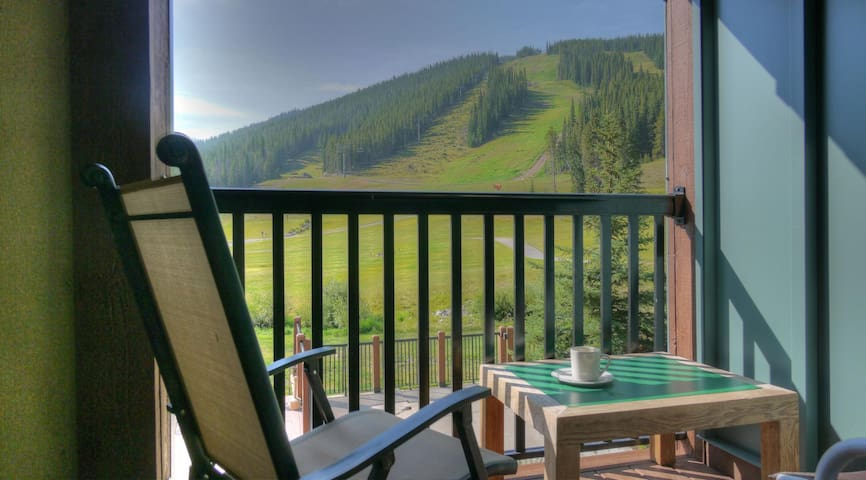 FP200 Incredible Hotel Room, Ski in/Ski out! - Copper Mountain - Casa