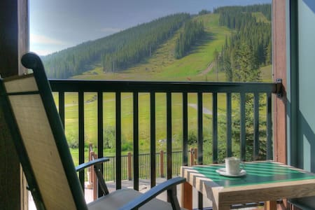 FP200 Incredible Hotel Room, Ski in/Ski out! - Copper Mountain - Maison