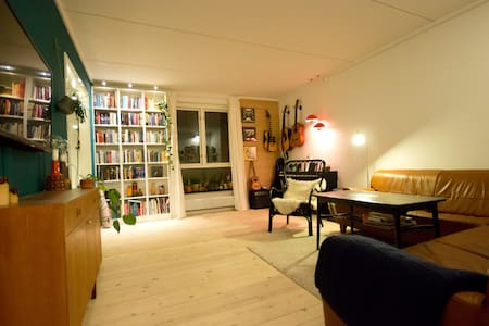 Spacious appartment in the bohemian quarter - Aarhus