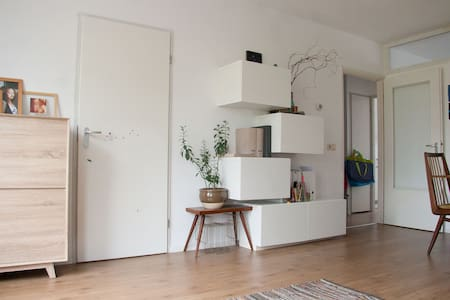 Cozy and bright apartment in Westerpark area - Amsterdam - Daire