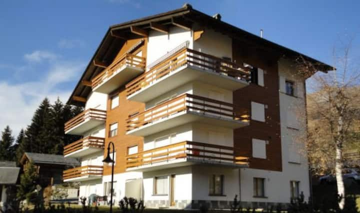 Comfy flat in the heart of Verbier