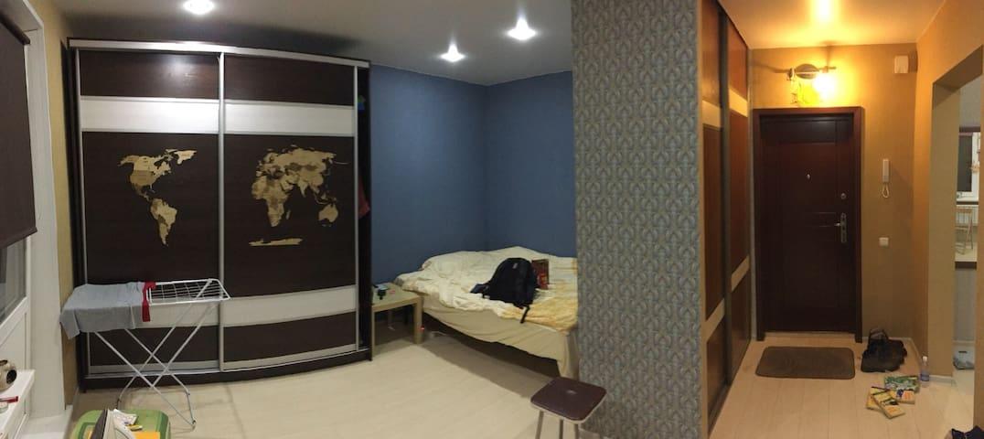 Уютная 1комн.квартира на Менжинского