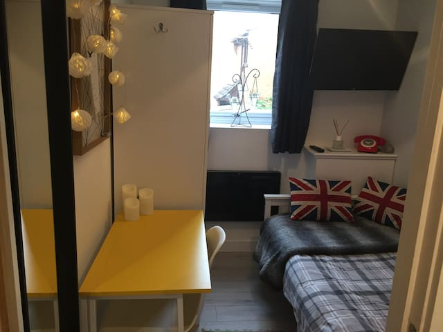 Cosy Room-High Wycombe-The Tardis