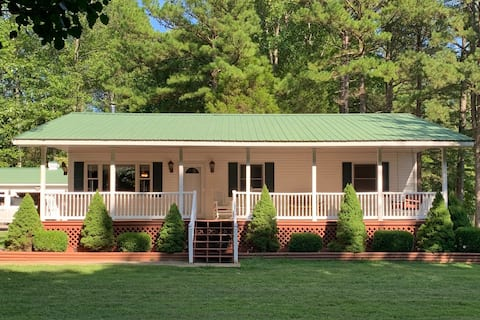 Comfortable House on Private 40A*Heart of Shawnee