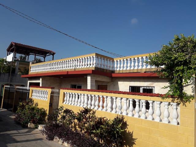 Villa Asunción. Especial para familia y amigos