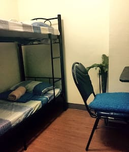 Affordable Room (with AC & WI-FI) - Manila