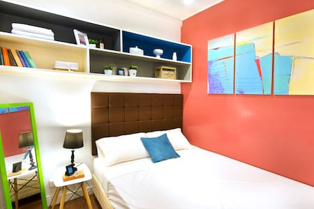 HOMEY AND COZY | 1BR IN MAKATI (03) - Hus