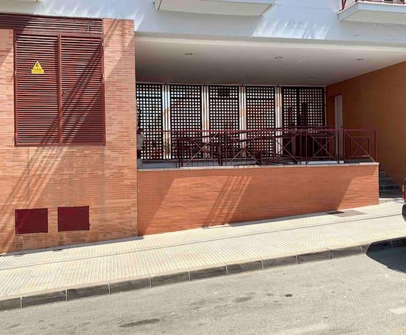 Casa/Wifi cercana Centro de Sevilla Familia/Pareja
