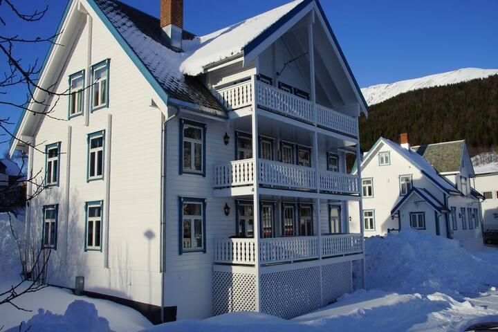 Johnsen Apartment 5, Tromsø/Lyngen/Lyngseidet