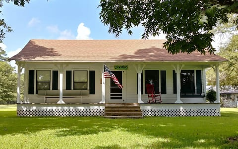 The Old Home Place...Ideal for Family Gatherings.