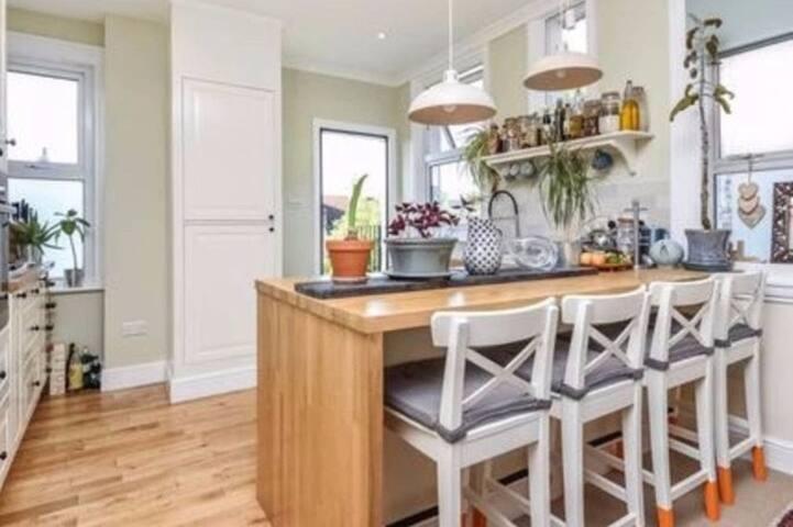 Stunning maisonette in Streatham (private room) - London - Apartemen