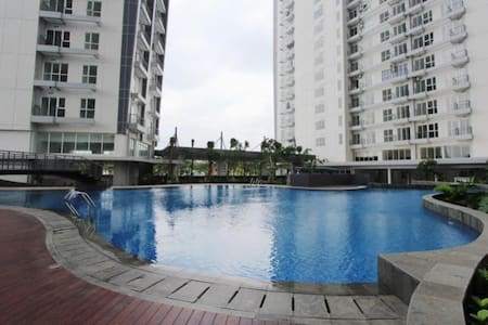 1 BR Comfy Apartment in BSD-2