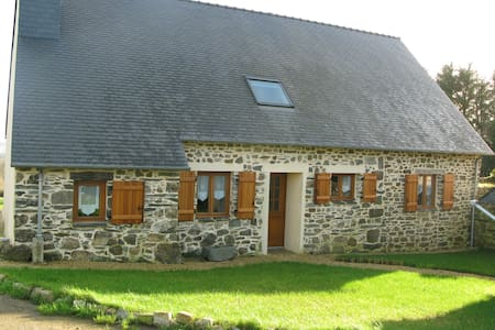Maison à la campagne - Lopérec - House
