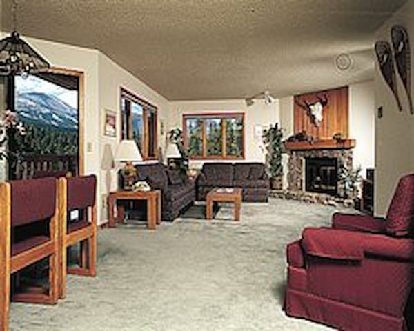 Woods Manor 2BR Condo Breckenridge - Breckenridge - Condominio