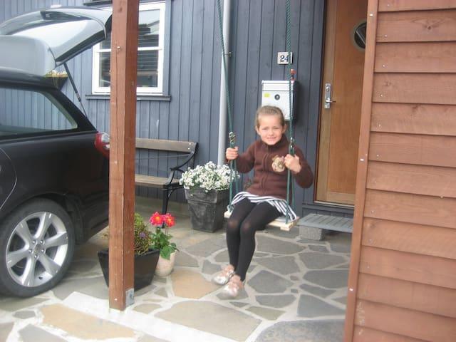 Comfortable home in the capital - Hoyvík - Townhouse