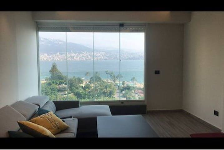 Le 704 , wonderful stay overlooking jounieh   Bay