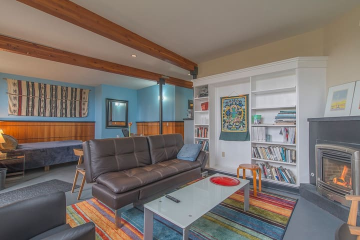 Modern Apartment - Columbia City & Lake Washington
