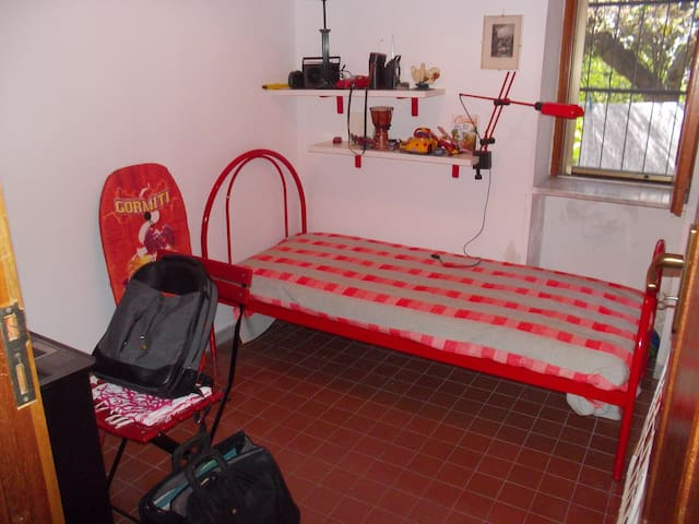 Children reserve room