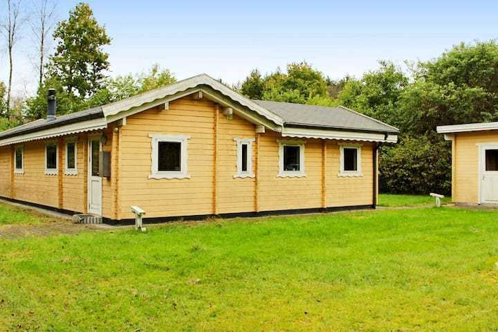 Pleasant Holiday Home in Silkeborg near Lake