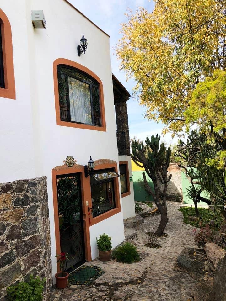 La Casa del Garambullo is waiting for you!