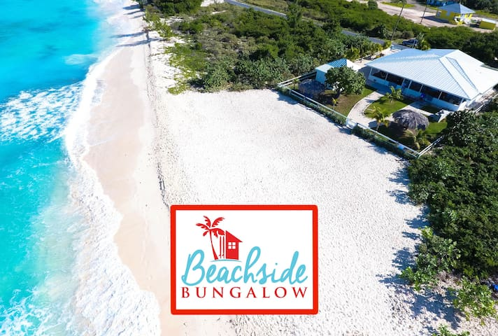 Picturesque & Private Turks BeachsideBungalow.