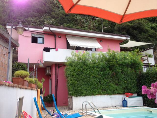 CASA AL MARE CON PISCINA - Palmi - Apartament