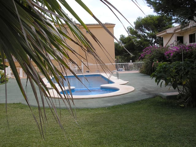 Cosy flat 200 meters from the beach - Can Picafort - Apartment