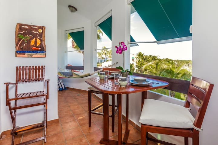 Villa Pacifica | Gorgeous resort villa with Golf Cart, Pool, Tennis, and Beach