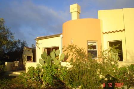Haus auf dem Campo - Huis