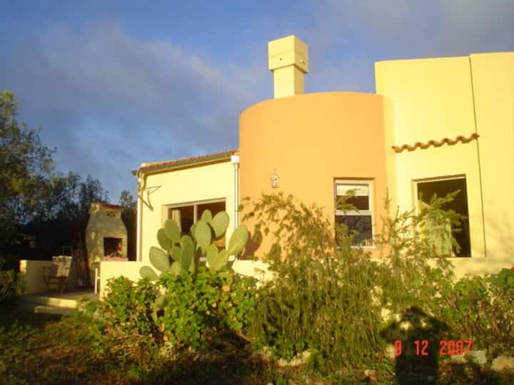 Haus auf dem Campo